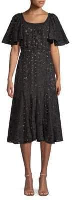 Rebecca Taylor Sarah Embroidered Dress