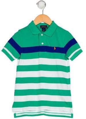 Polo Ralph Lauren Boys' Striped Polo Shirt w/ Tags