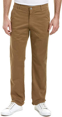 AG Jeans The Lux Khaki Sand Storm Tailored Trouser