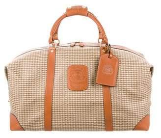 Ghurka Leather-Trimmed Cavalier 2 Weekender