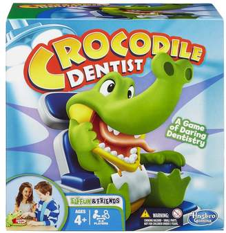Hasbro Gaming - Crocodile Dentist Game