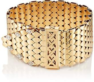Stephanie Windsor Antiques Women's Buckle-Inspired Bracelet