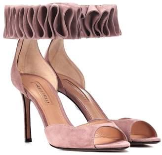 Samuele Failli Exclusive to Mytheresa – Alexandra 90 suede sandals
