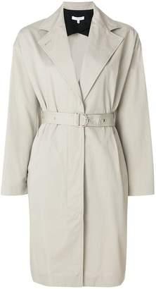 IRO belted trench coat