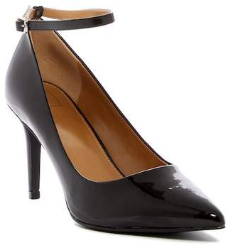 14th & Union Patty Ankle Strap Pump - Wide Width Available
