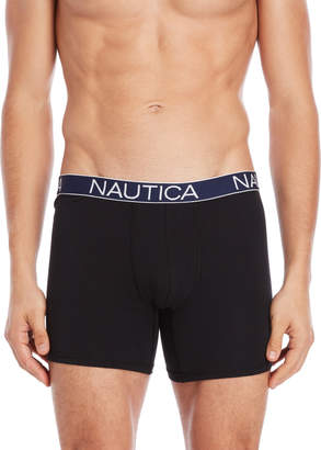Nautica 3-Pack Stretch Boxer Briefs