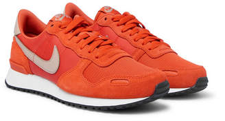 Nike Vortex Suede, Nylon And Mesh Sneakers