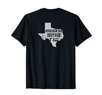Texas Prost Oktoberfest Fest Costume Shirt Outfit Back Print