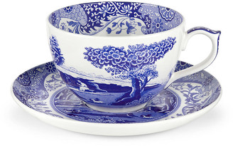 Spode Porcelain Cup & Saucer