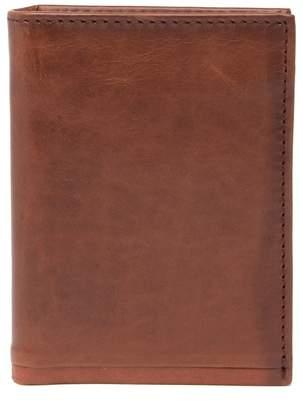 Boconi Phillip Leather L-Fold Wallet