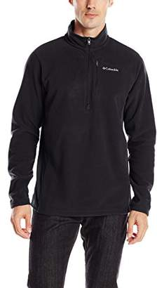 Columbia Men's Lost Peak Half-Zip Fleece Pullover Top