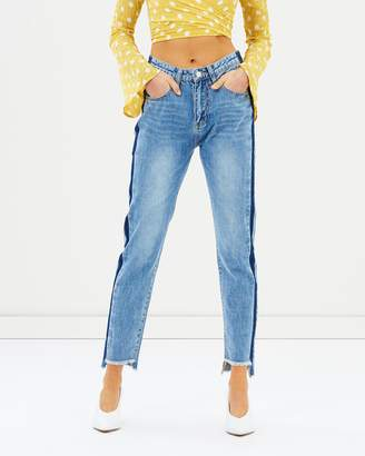 Toby Heart Ginger Formation Jeans