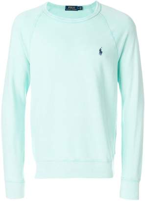 Polo Ralph Lauren faded logo sweatshirt