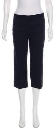 Theory Linen Blend Pants