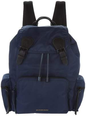 Burberry Large Buckled Rucksack