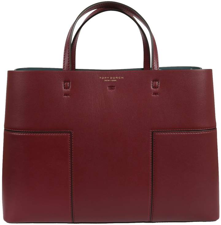 Tory Burch Block-t Triple Tote