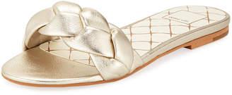 Dolce Vita Kimana Braided Flat Slide Sandal