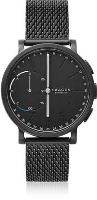 Skagen Hagen Hybrid Black Steel Mesh Men's Smartwatch