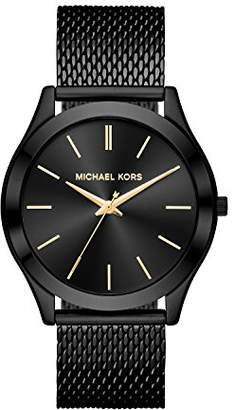 Michael Kors Men's 'Slim Runway' Quartz Stainless Steel Casual Watch
