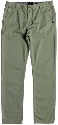 Quiksilver Everyday Chino Light Pant - Men's