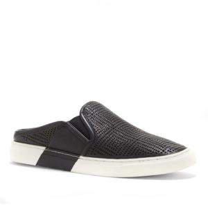 Vince Camuto Bretta Leather Slip On Sneakers