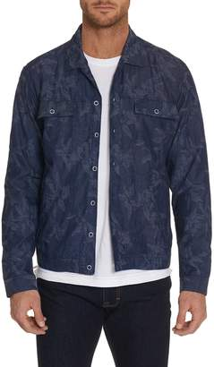 Robert Graham Ares Classic Fit Woven Shirt Jacket