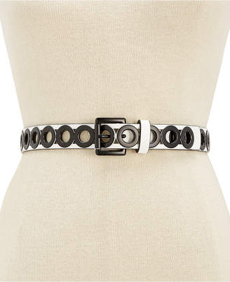 Steve Madden Grommet Belt