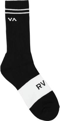 RVCA Basic Block Sock - Men's
