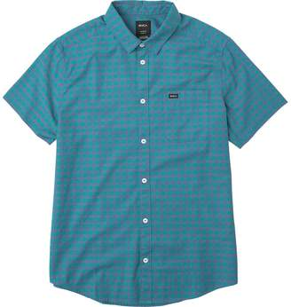 RVCA Delivery Short-Sleeve Shirt - Men's