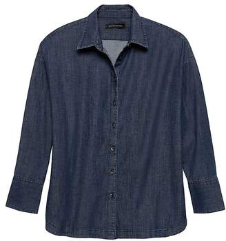 Banana Republic JAPAN ONLINE EXCLUSIVE Oversized Denim Shirt