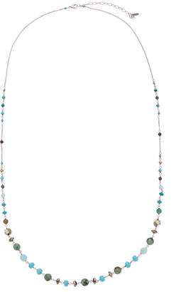 Chan Luu Silver Gemstone Necklace