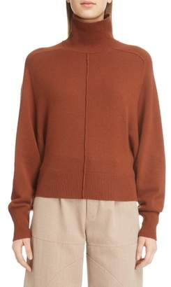 Chloé Exposed Seam Cashmere Sweater