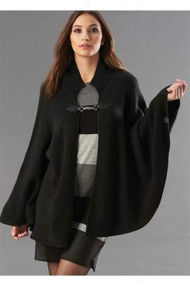 Paige Charlie Buckled Cape