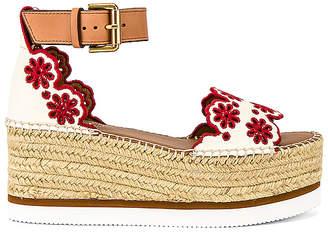See by Chloe Glyn Platform Sandal