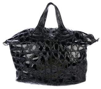 Givenchy Embossed Nightingale Bag