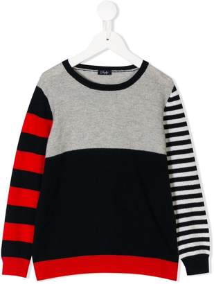 Il Gufo striped jumper