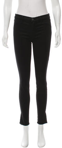 J BrandJ Brand Luxe Sateen Skinny Jeans