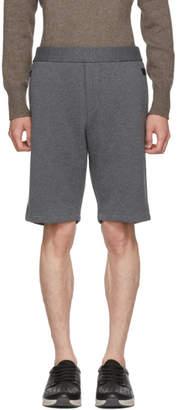 Bottega Veneta Grey Sweat Shorts