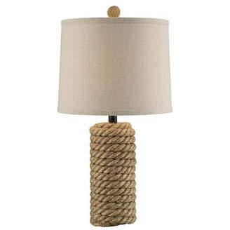 Crestview Rope Bolt 25.5 Table Lamp
