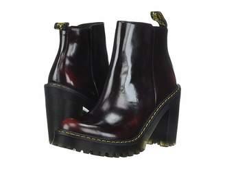 Dr. Martens Magdalena Ankle Zip Boot Women's Zip Boots