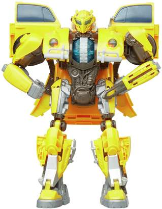 Transformers Bumblebee Power Charge Bumblebee Action Figure