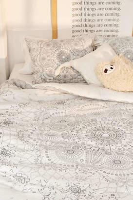 Amelia Medallion Jersey Comforter Snooze Set