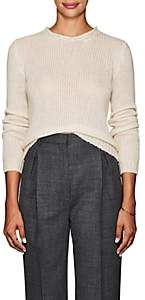 The Row Women's Droi Cashmere-Blend Sweater - White