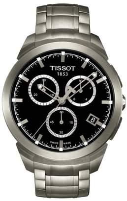 Tissot Men's T-Sport Swiss Quartz Bracelet Watch, 43mm