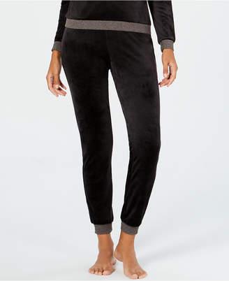 Alfani Velvet Pajama Pants