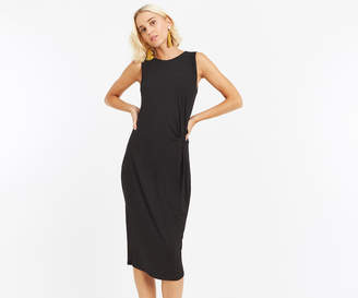 Oasis ASYMMETRIC KNOT DRESS
