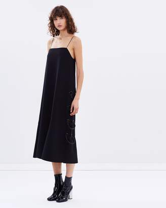 CHRISTOPHER ESBER Link Apron Dress