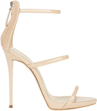 Giuseppe Zanotti Coline Blush Strappy Sandals