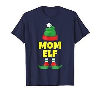 Mom Elf Matching Family Pajamas Christmas Elves XMas Shirt