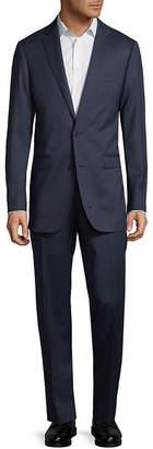 Calvin Klein Extreme Slim Fit Wool Suit